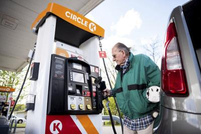 AAA: 'Plenty of gas' in area