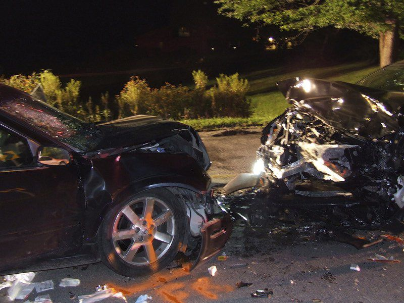 Teens remain hospitalized after crash