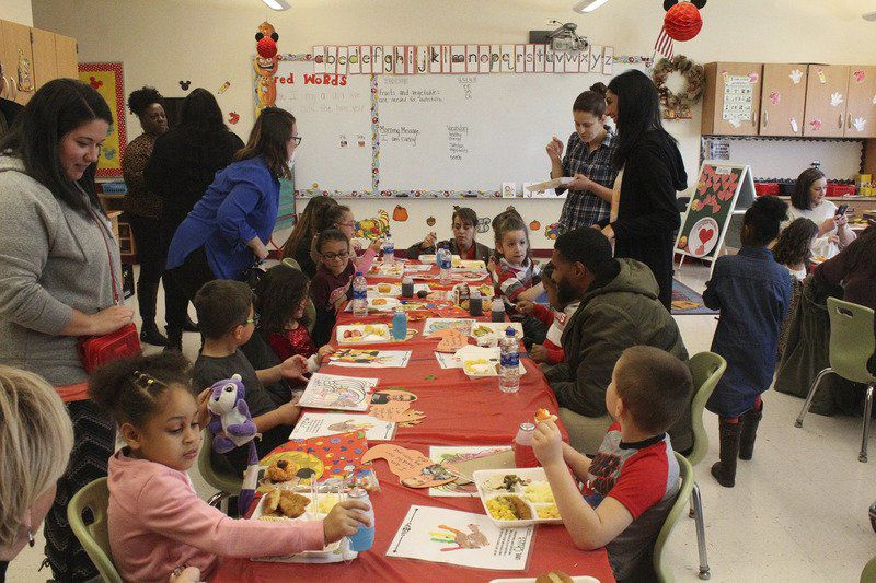 New Castle kindergarteners share their thoughts on the holiday