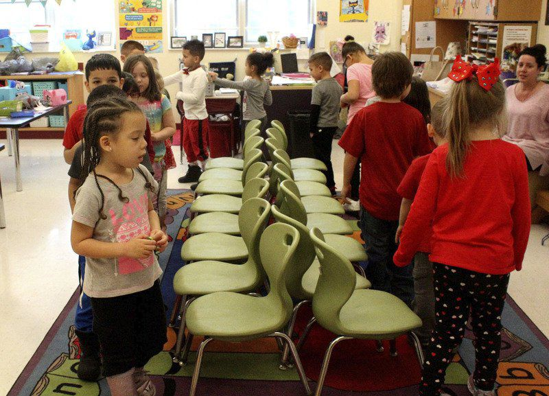 Sweet day Lockley students celebrate Valentine's Day