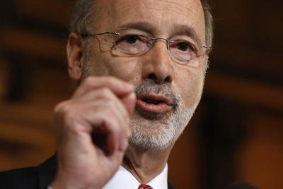 Wolf pushes back on counties threatening to defy shutdown order
