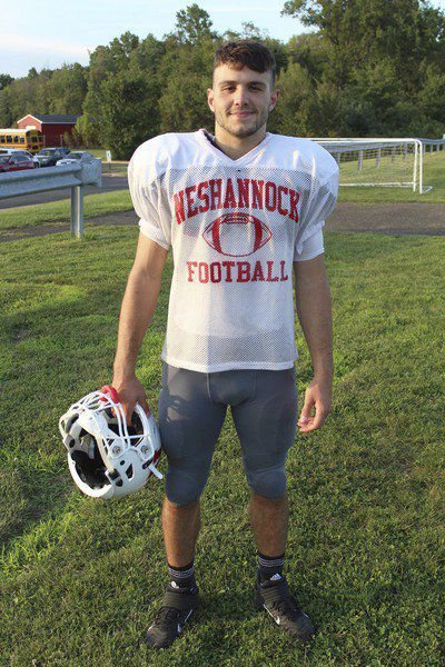 Athlete of the Week: Gennock runs wild as Lancers get first win