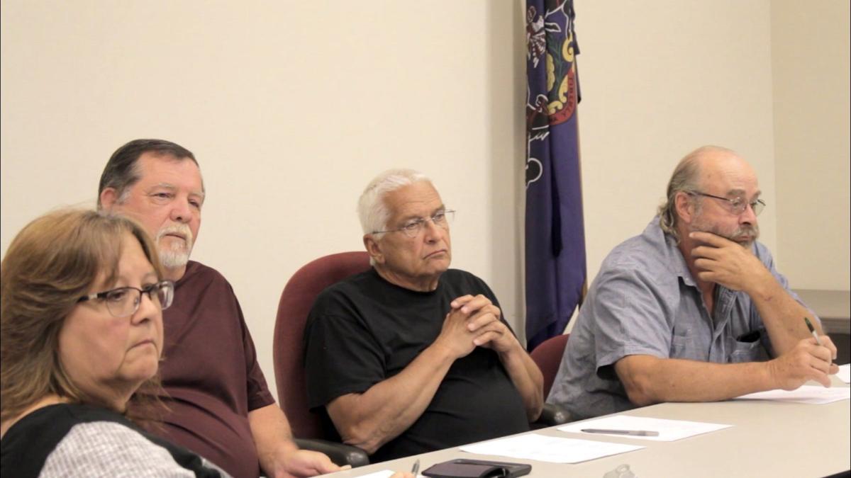 Slippery Rock Township supervisors
