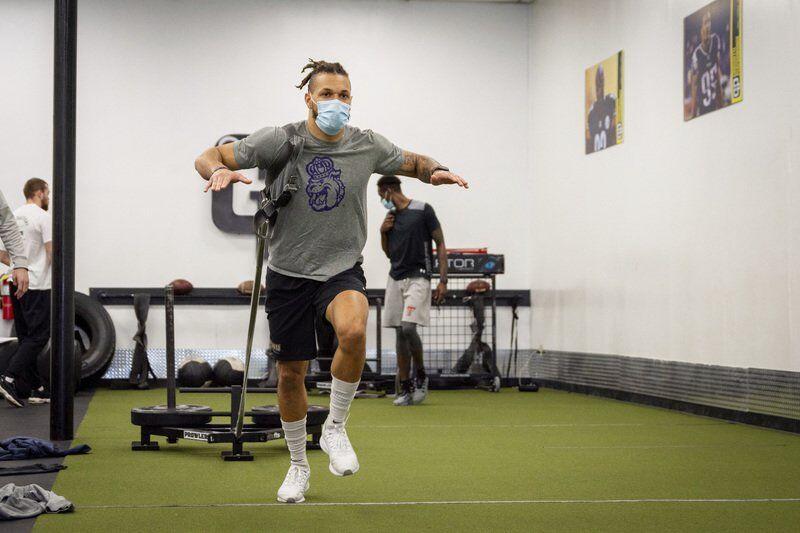 Grossetti Performance serves NFL hopefuls, families at Shenango Township facility