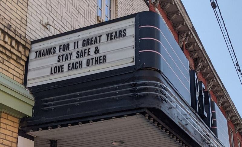 Musicians, venues still feel pandemic closures effect