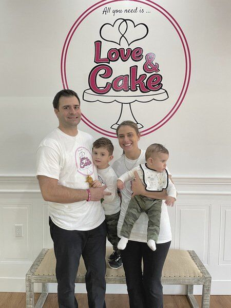 New business serves up Love and Cake