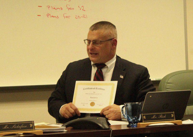 Superintendent will make $123K; agreement is through June 2023