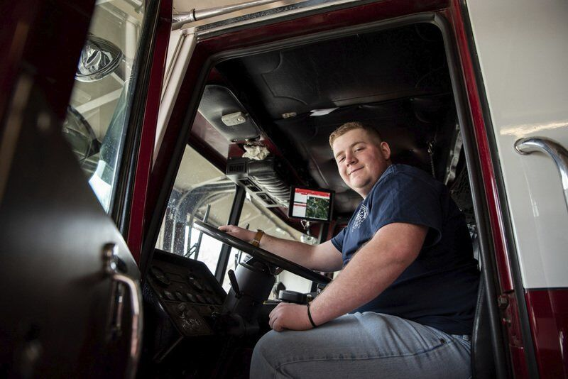 Mohawk student earns FFA designation after involvement, volunteer work with fire department