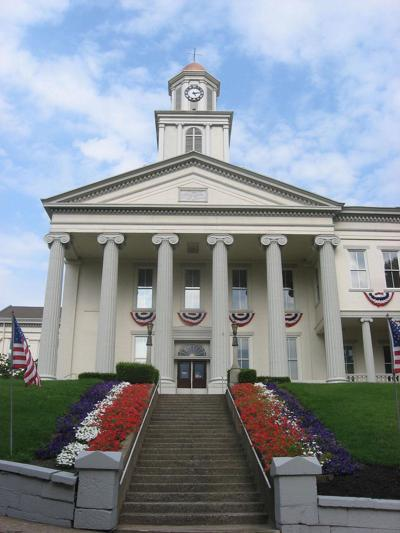 Lawrence County courthouse (copy)