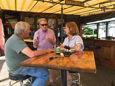 State relaxing restrictions on restaurants