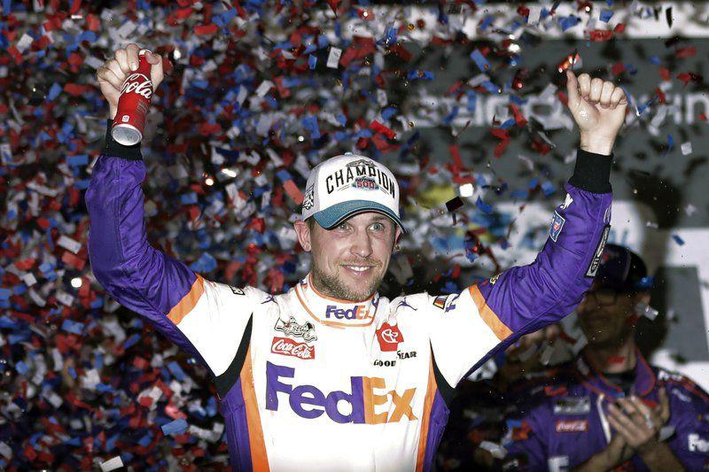 Virtual race deemed a real success for bored NASCAR