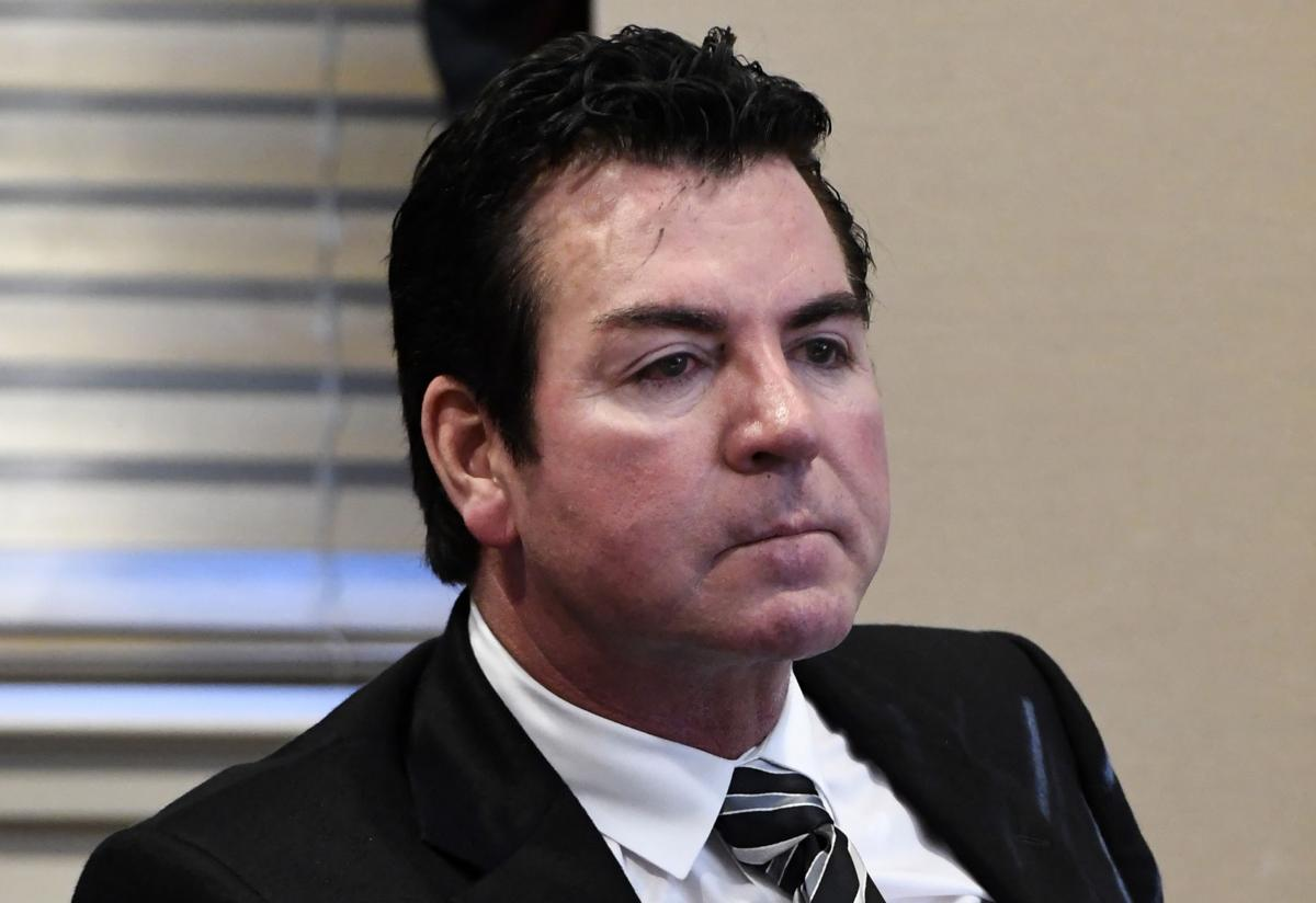 Papa John S Founder Out As Ceo Weeks After Nfl Comments