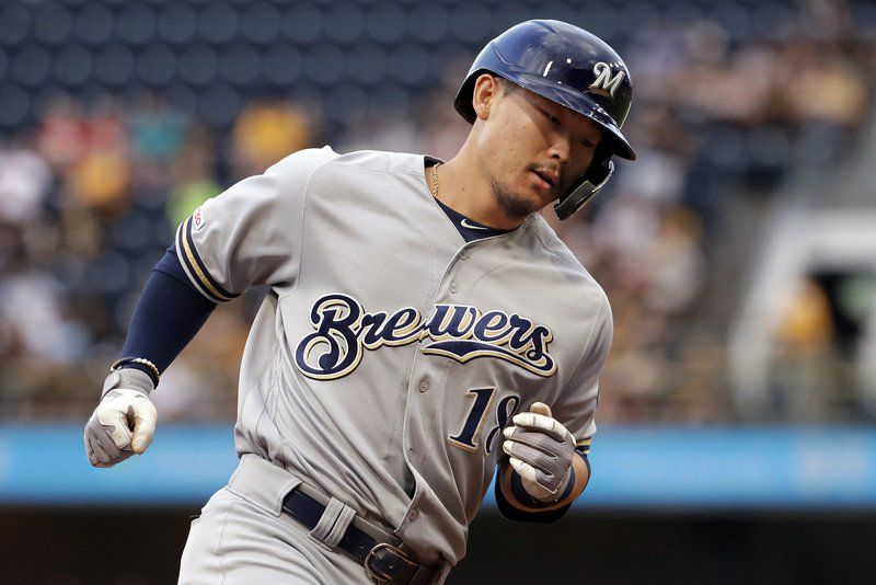 Brewers beat Pirates to complete sweep