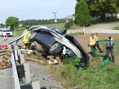 Slippery Rock Township crash 2