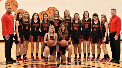 Mohawk girls team photo