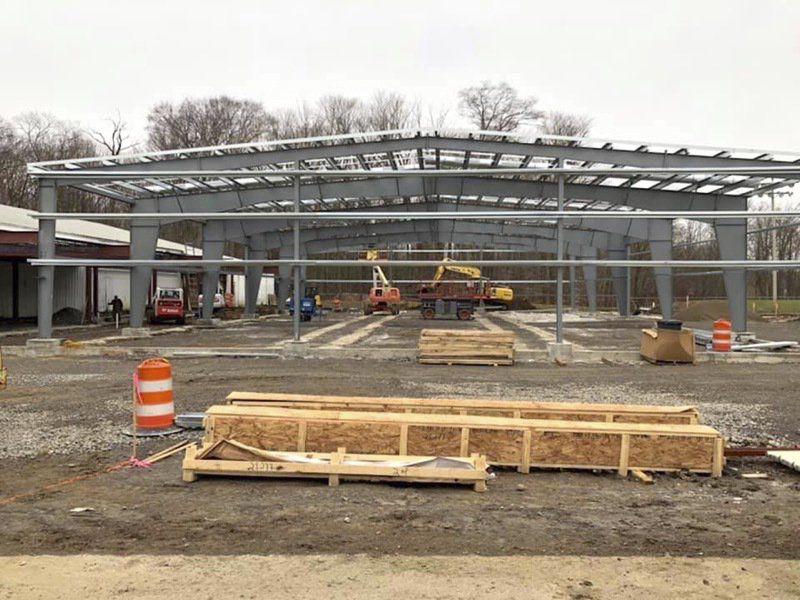 Progress at Hess