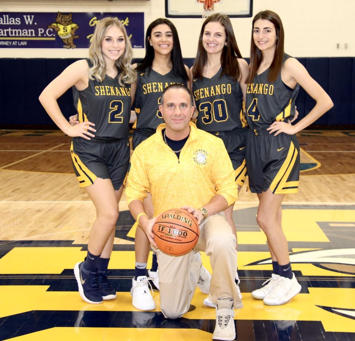 Shenango girls returning players