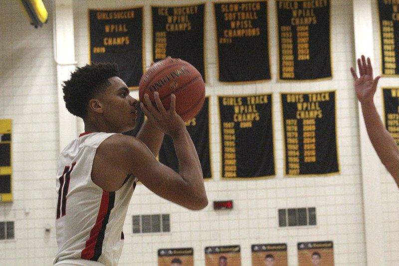 New Castle's dominance ends as shooting goes cold