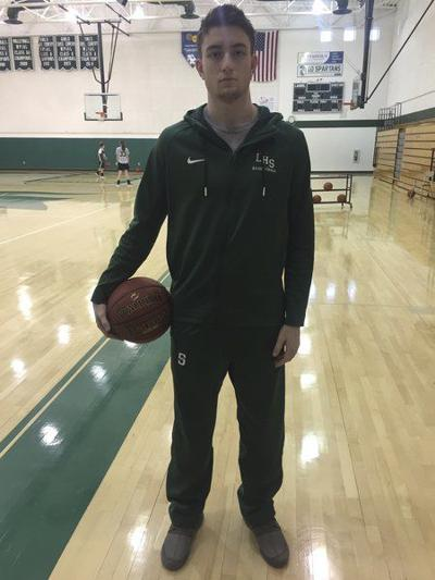 Sauers steps up for Spartans