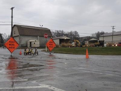 Water main break affects New Castle customers