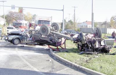 Shenango Township Crash
