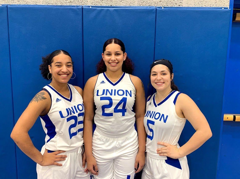 Union girls returning players