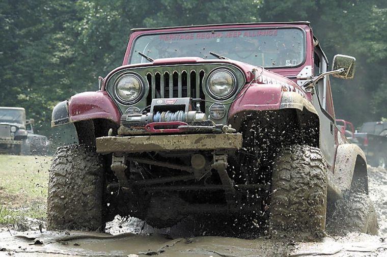 Jeepfest Jeeps Rumble Through Pearson Park At Annual Jeepfest