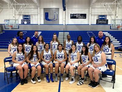 Union girls team photo