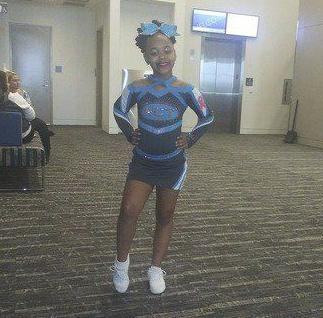 HEALING POWERS With faith and the skill of doctors, 8-year-old cheerleader on way to recovering from serious burns