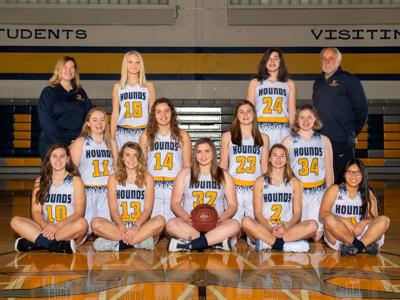 Wilmington girls team photo