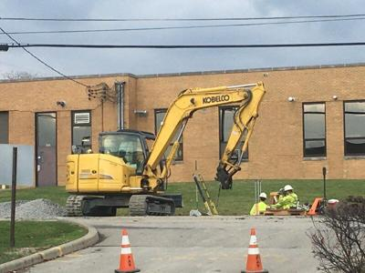 City, townships affected by water main break