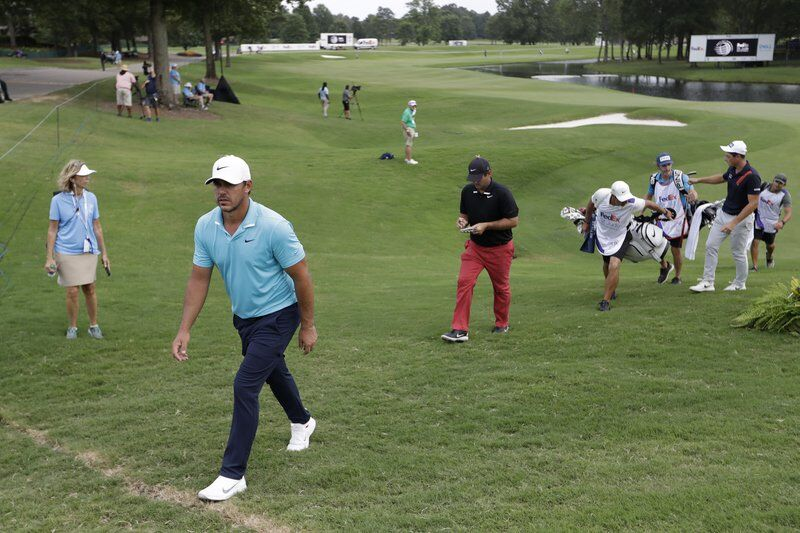 Koepka fires a 62 to pace PGA St. Jude