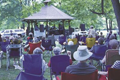 Pearson Park plans summer concerts