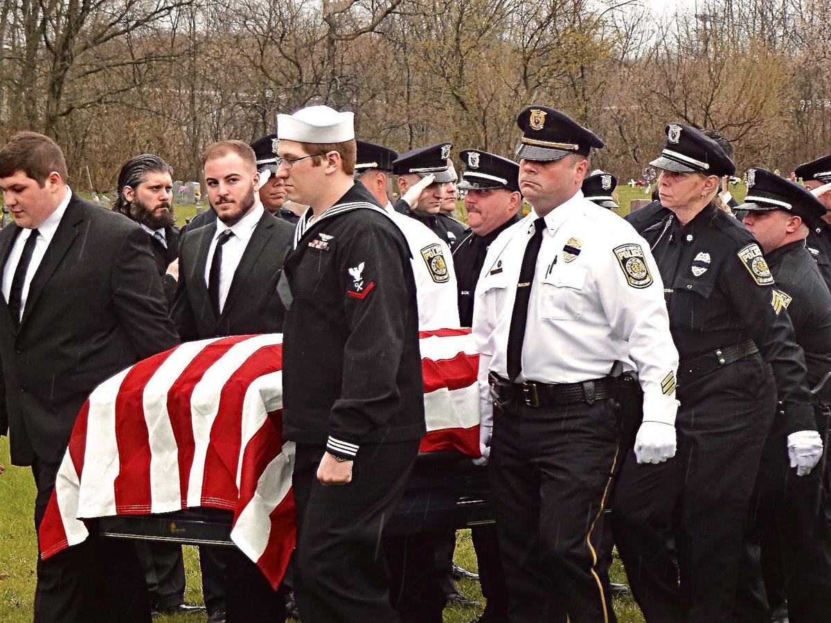 photo gallery of sgt brian cuscino s funeral