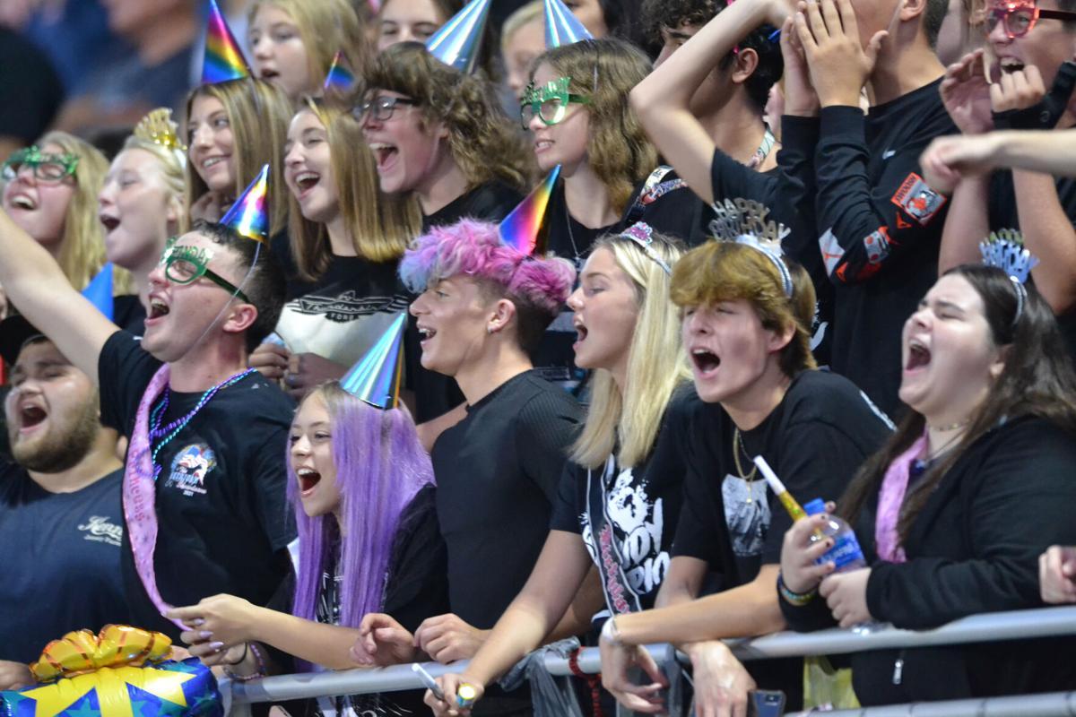 Mohawk students