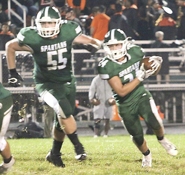 Four Spartans are among best of the best in conference