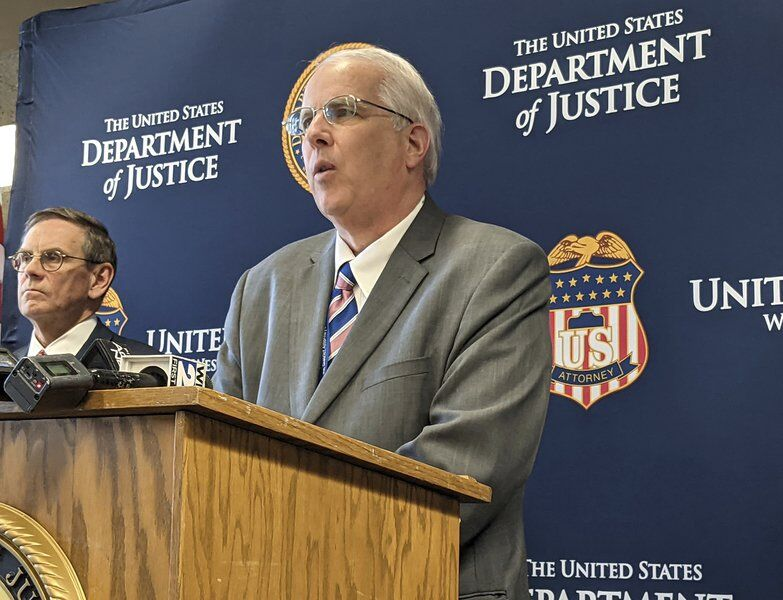 Feds, state and local round up accused drug offenders