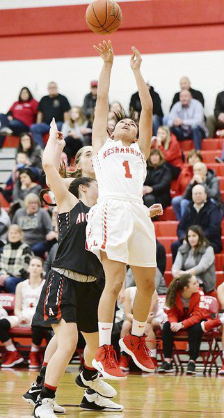 'Sky is the limit' for Neshannock freshman guard Nogay