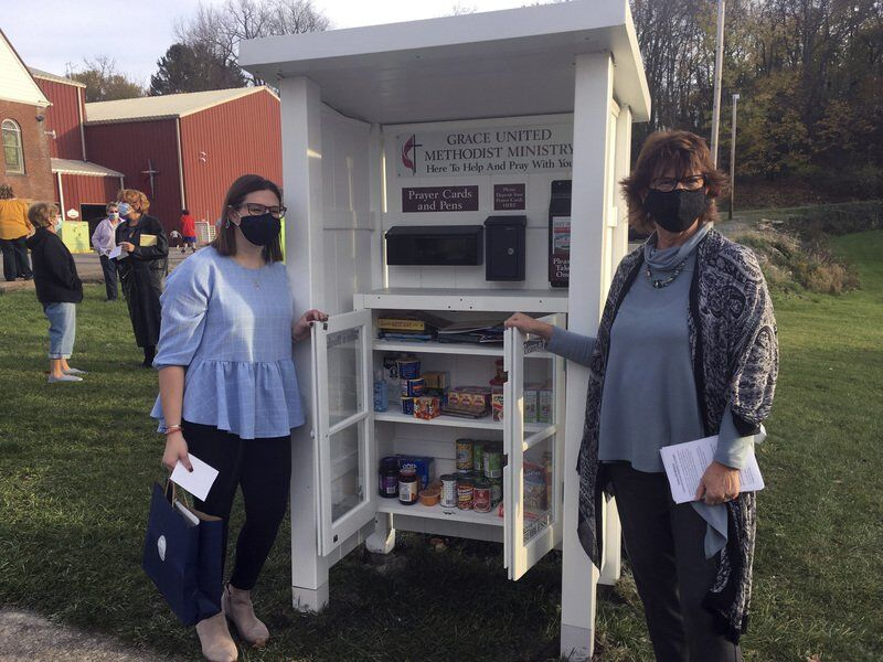 Care Station offers free food, books to community