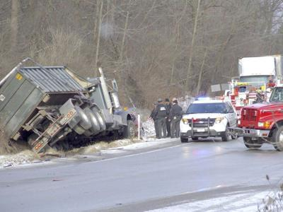 Crash claims life of Ohio teen Subhead: Officials are still investigating collision with dump truck