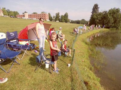 Junior fishing tournament to be held at Westminster College