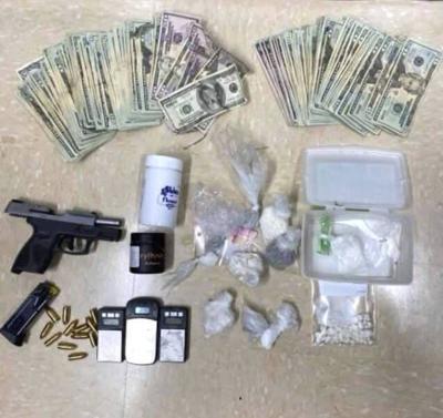 Five arrested in drug bust