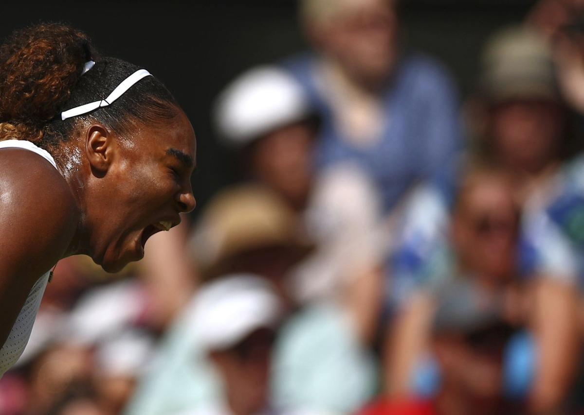 Williams to face Halep in Wimbledon final
