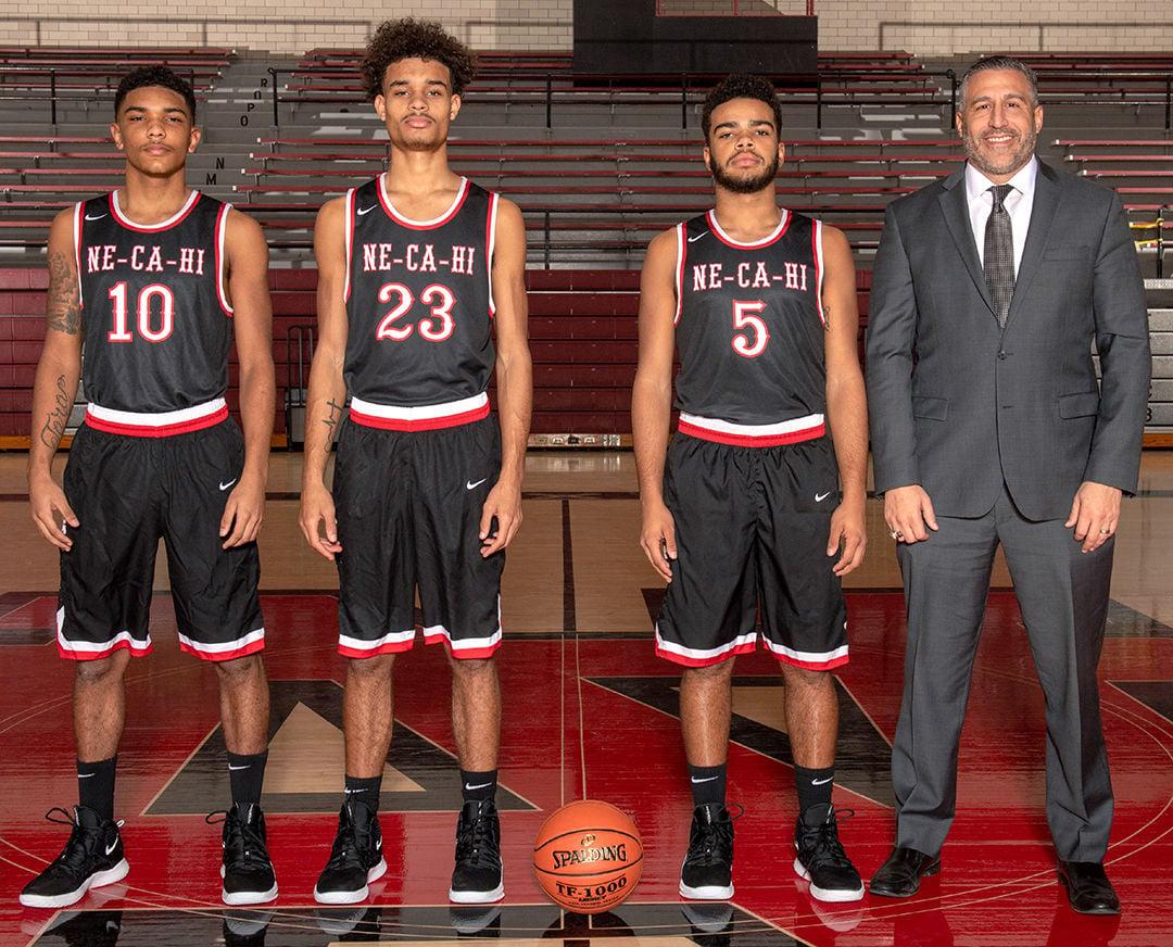 2018-19 New Castle boys basketball returnees