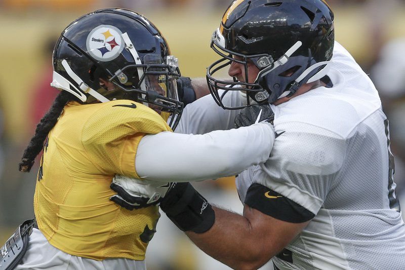 Rookie Bush makes impact in first game with Steelers