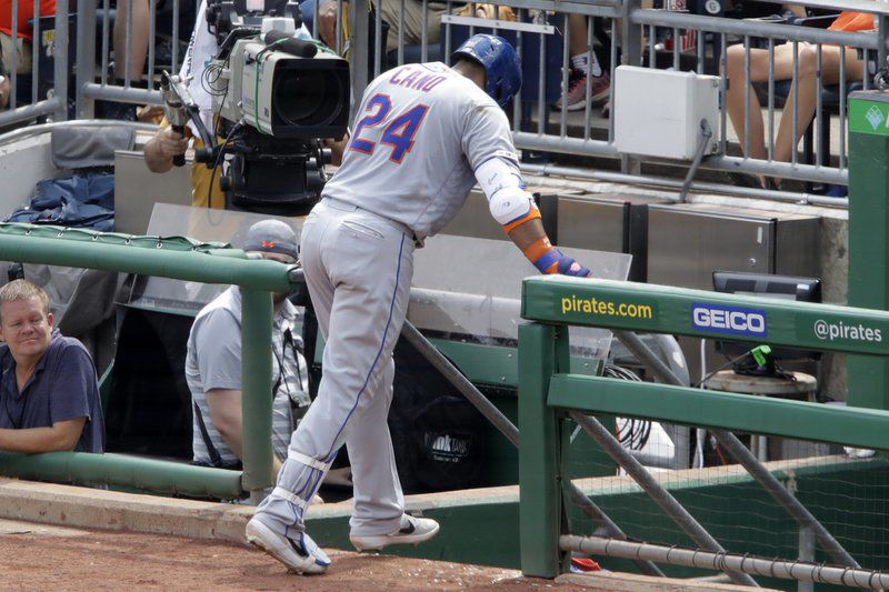Mets cruise to rout of Pirates