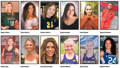 Athletes of the Year candidates