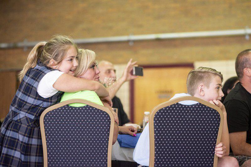 Teachers, students bid farewell to Holy Spirit Academy