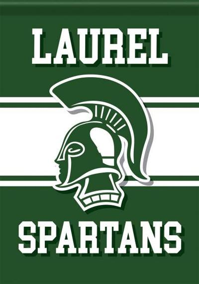 Laurel Spartans logo