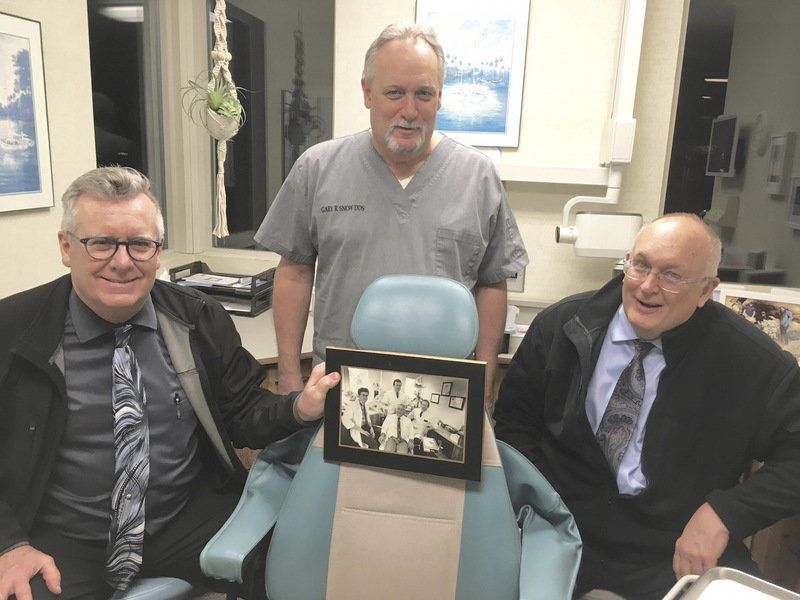 Father sets dentistry example for three sons|VISION 2020 | Father sets dentistry example for three sons